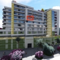 For sale apartment in the front line in complex, Budva 2 Connected Studio Apartment C609, on the 8th floor, living area 48.