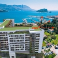 One Bedroom Apartment in Budva in front line, hotel residences for sale in Montenegro, hotel apartment for sale in Region Budva