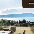 Penthouse with a unique rooftop relaxation area and gorgeous sea views in Tivat, apartments in Montenegro, apartments with high rental potential in Montenegro buy, apartments in Montenegro buy