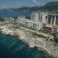 Apartment in a residential complex 50 meters from the sea (Dobra Voda).