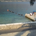 Stoliv Kıyı Şeridinde Tas Ev, Karadağ da satılık havuzlu villa, Karadağ da satılık deniz manzaralı villa, Dobrota satılık müstakil ev