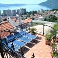 Igalo'da havuzlu ve bahçeli muhteşem daire, Karadağ da satılık ev, Montenegro da satılık ev, Karadağ da satılık emlak
