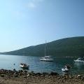 İlk sahil şeridinde harika bir arsa, Karadağ da satılık arsa, Karadağ da satılık imar arsası