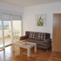 One bedroom apartment for sale in Becici, Budva Riviera Montenegro with a total area of 55 m2 on the 2nd floor of the new house .