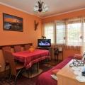 Tivat'ın merkezinde geniş bir daire.