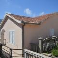 New house in a green neighborhood near the town of Herceg Novi.