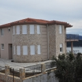Excellent new villa located in a Dobra Voda at a distance of 50 meters from the sea is for sale.