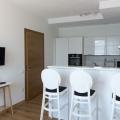New luxury villa on the Lustica peninsula, house near the sea Montenegro