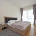 Budva'da İlk Sırada Bir Yatak Odalı Daire 1+1, Karadağ'da garantili kira geliri olan yatırım, Becici da Satılık Konut, Becici da satılık yatırımlık ev