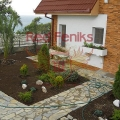 Two-storey Family House with a sea view in Susanj, house near the sea Montenegro