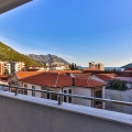 For sale two bedroom apartment in Budva with sea view.