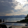 Luxury villa with a pool on the Lustica peninsula, house near the sea Montenegro