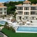 Rezevici'de lüks villa, Karadağ satılık ev, Karadağ satılık müstakil ev, Karadağ Ev Fiyatları