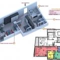 Tivat'da Yeni Yaşam Kompleksi, Bigova da satılık evler, Bigova satılık daire, Bigova satılık daireler