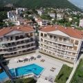 Apartment in new condo for sale in Herceg Novi, Montenegro.