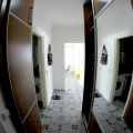Tek yatak odali daire 39 m2'dir.