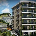 One bedroom apartments in a new panoramic complex in Becici, hotel residences for sale in Montenegro, hotel apartment for sale in Region Budva