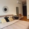 Sahilde bir havuzlu bir komplekste iki yatak odalı daire, Montenegro da satılık emlak, Dobrota da satılık ev, Dobrota da satılık emlak