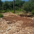 Good plot in Krimovica, building land in Lustica Peninsula, land for sale in Krasici Montenegro