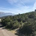 Very nice plot, located in Krasici, 100 meters to the beach.