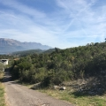 Excellent plot for constructing villas, building land in Lustica Peninsula, land for sale in Krasici Montenegro