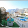 Risan'da Lüks Dubleks Daire, Montenegro da satılık emlak, Dobrota da satılık ev, Dobrota da satılık emlak