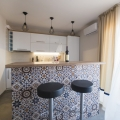 Unique apartment of 65 m2 with two bedrooms in Petrovac.