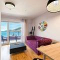 Budva'da 1+1 Denize 50 metre Daire, Becici dan ev almak, Region Budva da satılık ev, Region Budva da satılık emlak