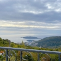 For sale beutiful house with panoramic sea view to Budva Rivjera.