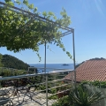 Petrovac'ta satılık panoramik deniz manzaralı beautifula daire.