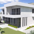 Beautiful Modern Villa in Blizikuce, Becici house buy, buy house in Montenegro, sea view house for sale in Montenegro