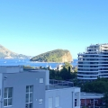 For sale one bedrooma partment with sea view near the old town Budva.
