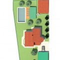 Bar'da 541 m2 'lik Arsada Yeni Ev, Region Bar and Ulcinj satılık müstakil ev, Region Bar and Ulcinj satılık müstakil ev