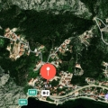 House with a plot near the beach in the picturesque village of Orahovac, Dobrota house buy, buy house in Montenegro, sea view house for sale in Montenegro