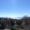 For sale two small houses in the plot with beautiful sea view in Rezevici.