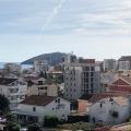 Panoramic apartment in Budva.