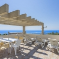 Three-storey House with Pot in the Resort town of Ratac in the Bar region, house near the sea Montenegro