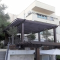 Cozy boutique hotel in Budva Plot area is 400m2 The hotel area with reception is 500m2 On the ground floor is the reception.