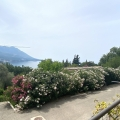 For sale two bedroom apartment with a sea view in complex in Becici.