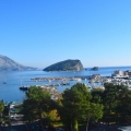 For sale one bedroom apartment in Budva on the new complex in Budva.