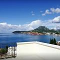 Spacious villa on the beachfront, house near the sea Montenegro