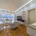 Becici'de panoramik manzaralı lüks daire, Karadağ satılık evler, Karadağ da satılık daire, Karadağ da satılık daireler