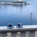Onebedroom apartment with a sea view on the beachfront in Boka Bay, sea view apartment for sale in Montenegro, buy apartment in Dobrota, house in Kotor-Bay buy