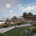 Tivat'ta bir yamaç kompleksinde tek yatak odalı daireler, Bigova da satılık evler, Bigova satılık daire, Bigova satılık daireler