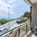 For sale one bedroom apartment in complex with swimming pool in Becici.