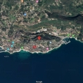 House near the seafront in Herceg Novi, Baosici house buy, buy house in Montenegro, sea view house for sale in Montenegro