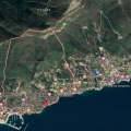 Porto Novi yakınındaki deniz manzaralı tek yatak odalı daire, Karadağ da satılık ev, Montenegro da satılık ev, Karadağ da satılık emlak