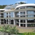 Deniz Manzaralı Geniş Arsa, Karadağ Arsa Fiyatları, Budva da satılık arsa, Kotor da satılık arsa