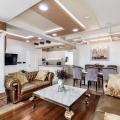 Budva'da 3 yatak odalı ve deniz manzaralı dubleks daire, Karadağ da satılık ev, Montenegro da satılık ev, Karadağ da satılık emlak