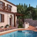 Trebesin'de Taş Ev, Karadağ Villa Fiyatları Karadağ da satılık ev, Montenegro da satılık ev, Karadağ satılık villa